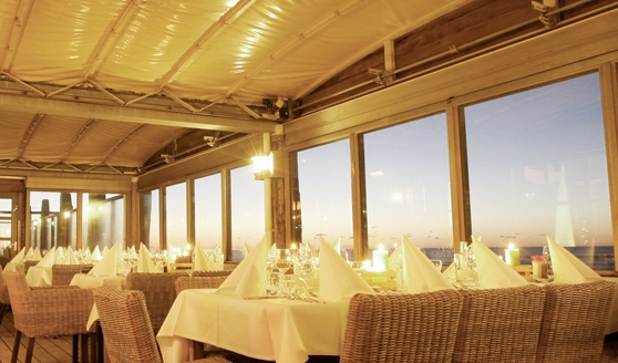 Diner Badhuys Vlieland - Westcord Hotels