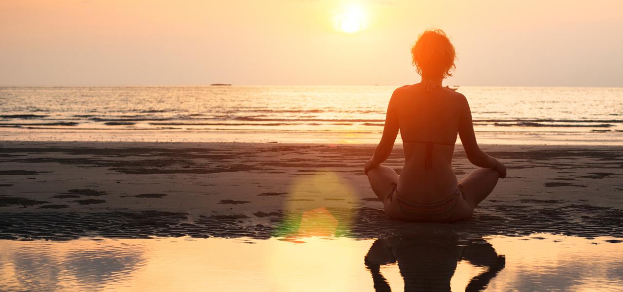 Yoga op Vlieland