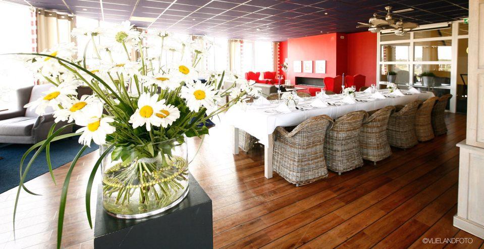 Diner Vuurtorenlounge Seeduyn Vlieland - Westcord Hotels