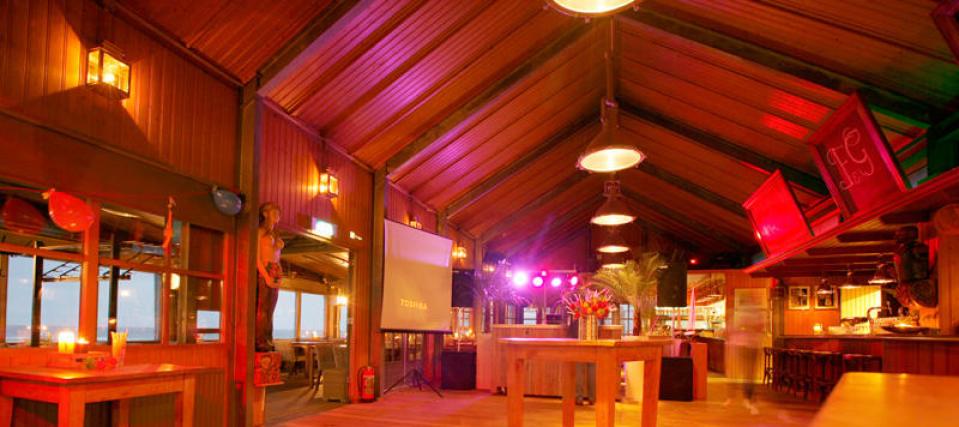 Feestavond Badhuys Vlieland - Westcord Hotels