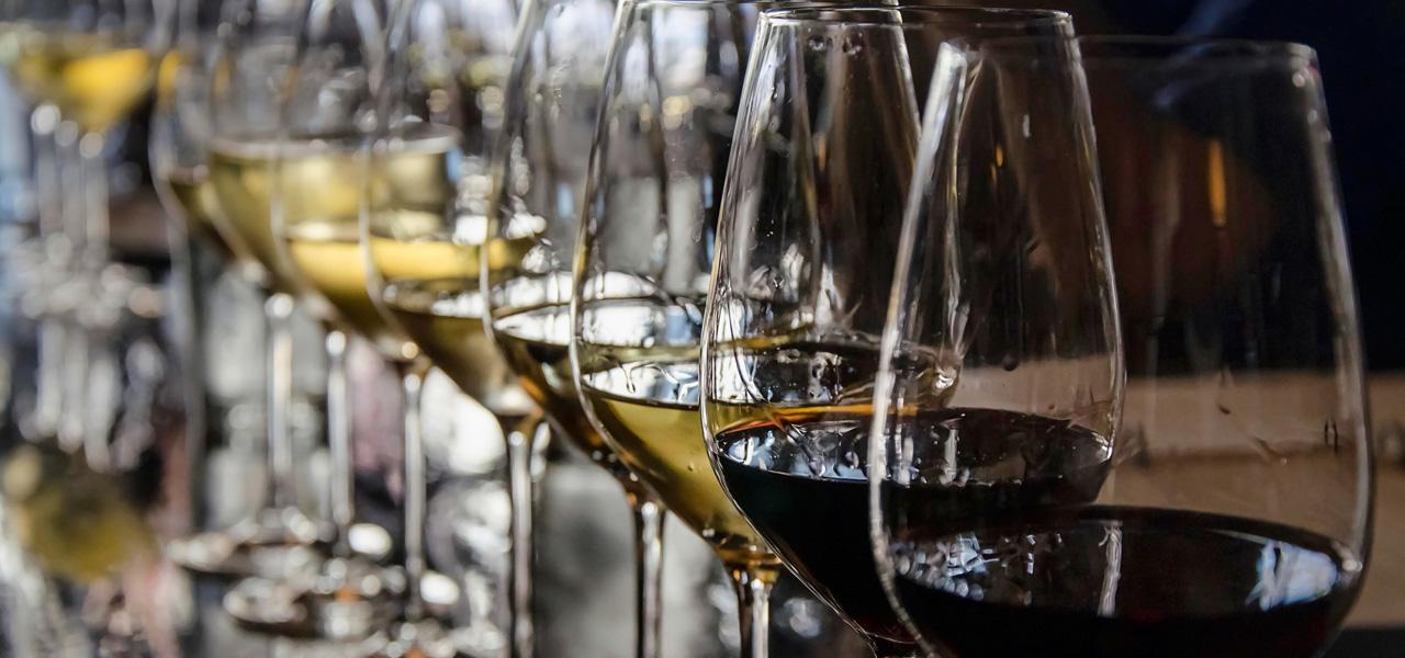 Wijnproeverij op locatie