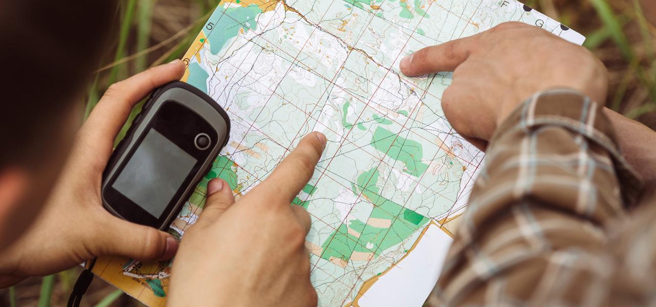 GPS tochten