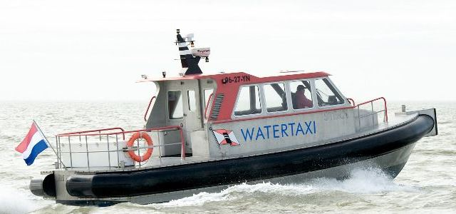 watertaxi Ameland - Westcord Hotels