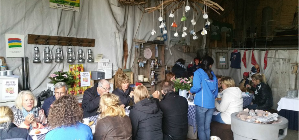 lunch puur terschelling island events - Westcord Hotels